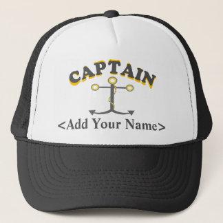 Casquette Capitaine personnalisé Hat
