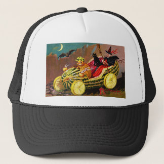 Casquette Car de pastèque de Halloween