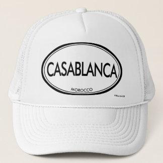 Casquette Casablanca, Maroc