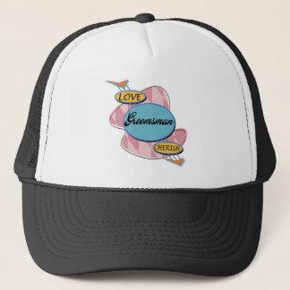 Casquette Casquette/casquette de garçons d'honneur