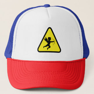 Casquette Caution : Cupid