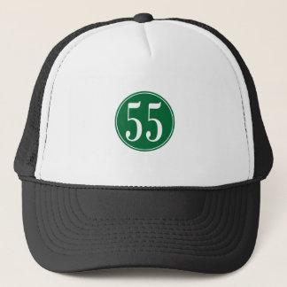 Casquette Cercle #55 vert