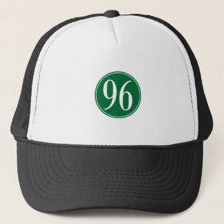 Casquette Cercle #96 vert