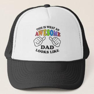 Casquette C'est à quel papa gai impressionnant ressemble