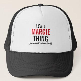 Casquette C'est une chose de Margie que vous ne comprendriez