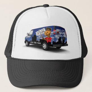 Casquette Chameau City Signs Van Trucker Hat