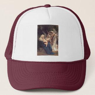 Casquette Chanson des anges - William-Adolphe Bouguereau