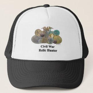 Casquette Chasseur de relique de guerre civile