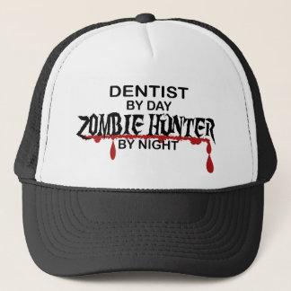 Casquette Chasseur de zombi de dentiste
