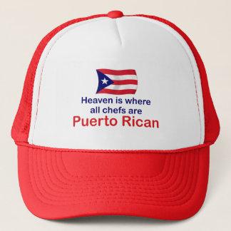 Casquette Chefs portoricains