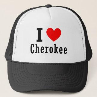 Casquette Cherokee, conception de ville de l'Alabama