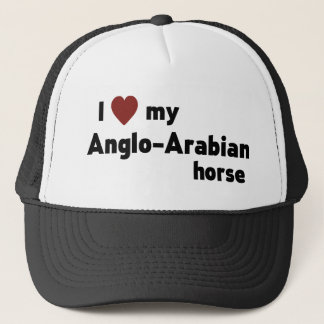 Casquette Cheval Anglo-Arabe