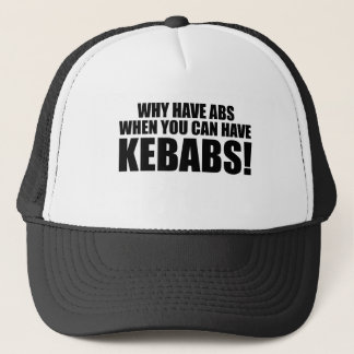Casquette Chiches-kebabs d'ABS