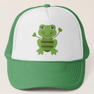 Casquette Chiffre grenouille de bâton