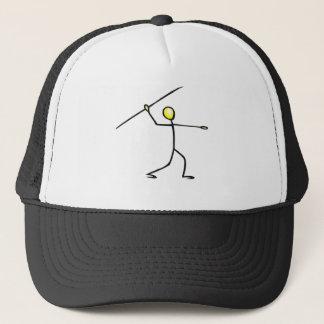 Casquette Chiffre T-shirts et cadeaux de bâton de javelot