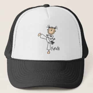 Casquette Chiffre T-shirts et cadeaux de bâton de karaté de