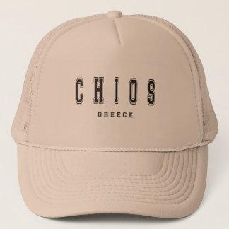 Casquette Chios Grèce