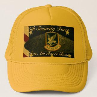 Casquette cinquante-cinquième Force de sécurité, l'Armée de