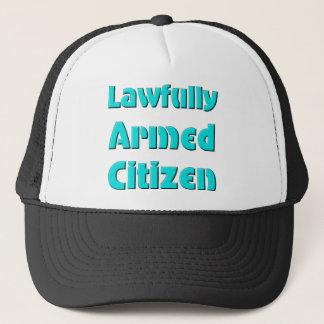 Casquette Citoyen légalement armé