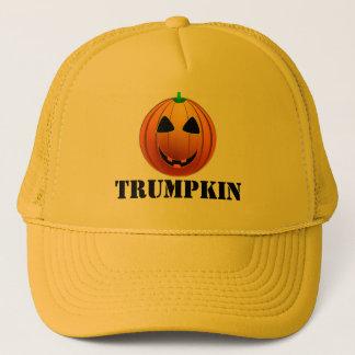 Casquette Citrouille drôle Halloween de Trumpkin d'atout