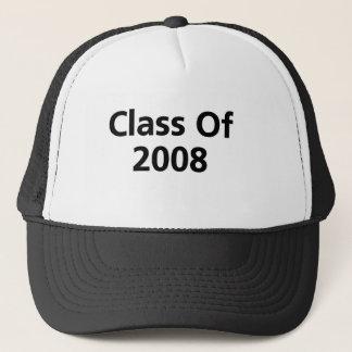 Casquette Classe de 2008