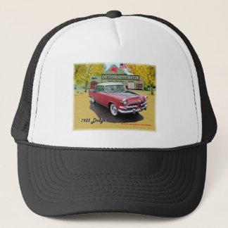 Casquette classique de Dodge des voitures 1955 de