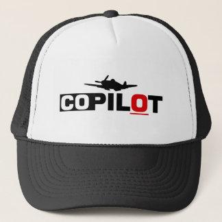 Casquette Co-pilote : Vol durant la nuit