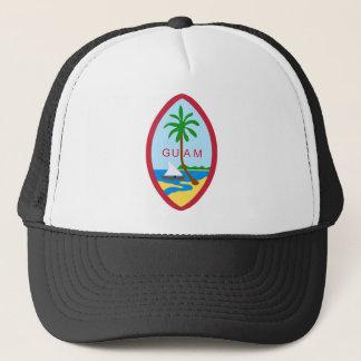 Casquette Coat_of_arms_of_Guam