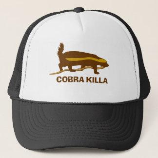 Casquette Cobra Killa de blaireau de miel