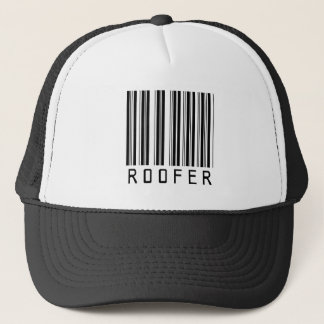 Casquette Code barres de Roofer