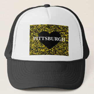 Casquette Coeur de Pittsburgh