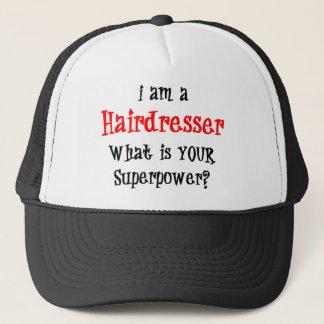 Casquette coiffeur