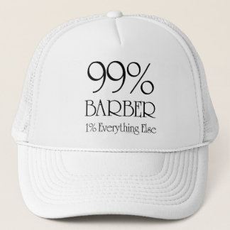Casquette Coiffeur de 99%