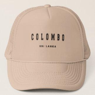 Casquette Colombo Sri Lanka