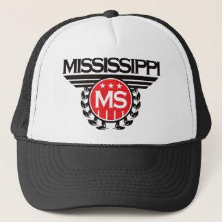 Casquette Conception de crête du Mississippi
