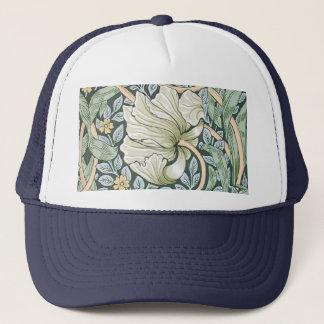 Casquette Conception florale de mouron de William Morris