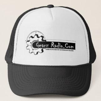 Casquette Conception officielle de radio de Gearz