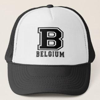 Casquette Conceptions de la Belgique