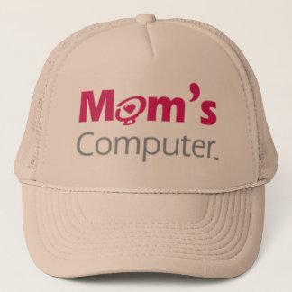 Casquette Conceptions de l'ordinateur de la maman !