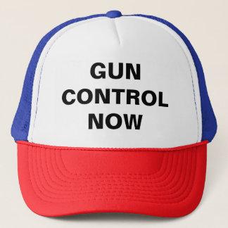 Casquette Contrôle des armes maintenant