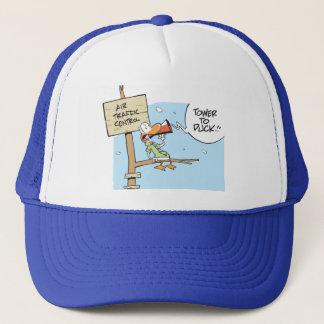 Casquette Contrôle du trafic aérien de marais
