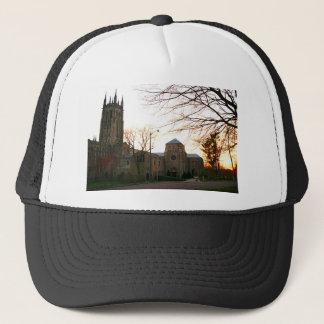 Casquette Coucher du soleil de cathédrale