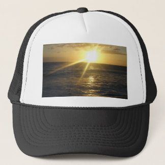 Casquette Coucher du soleil hawaïen