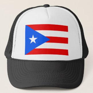 Casquette Coût bas ! Drapeau de Porto Rico
