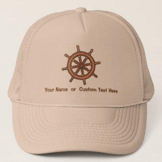 Casquette Coutume de la roue du bateau