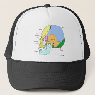 Casquette Crâne (latéral)