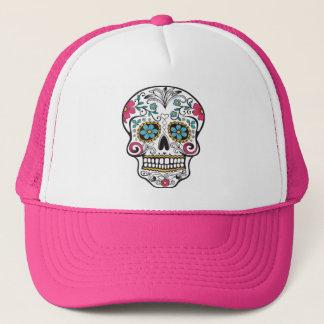 Casquette crâne mexicain