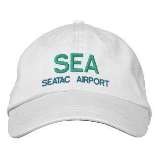 Casquette d'aéroport de MER de SEATAC