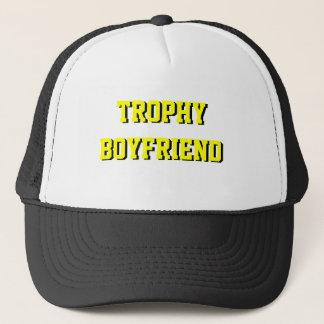Casquette d'ami de trophée