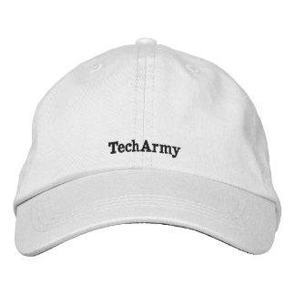 Casquette d'armée de technologie